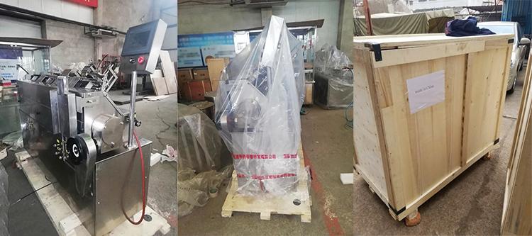 AGL 8 fiale 8 ago bottiglia di riempimento e di tenuta linea di produzione
