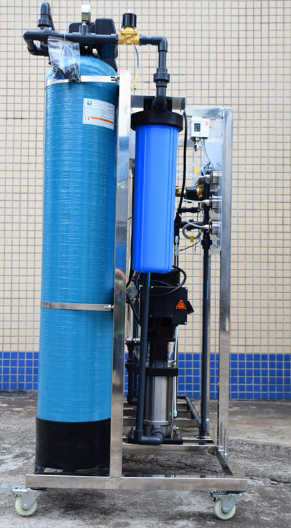 Guangzhou Filtration System Portable Water Purifier Industrial RO Water Treatment Plant