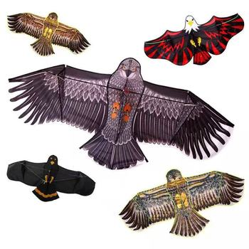 Wholesale Yongjian kite High Quality outdoor sport Easy flying kids animal eagle Chinese kite from Weifang kite