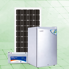 100L Tongbo Solar Powered DC Frigorifero Made In Zhejiang