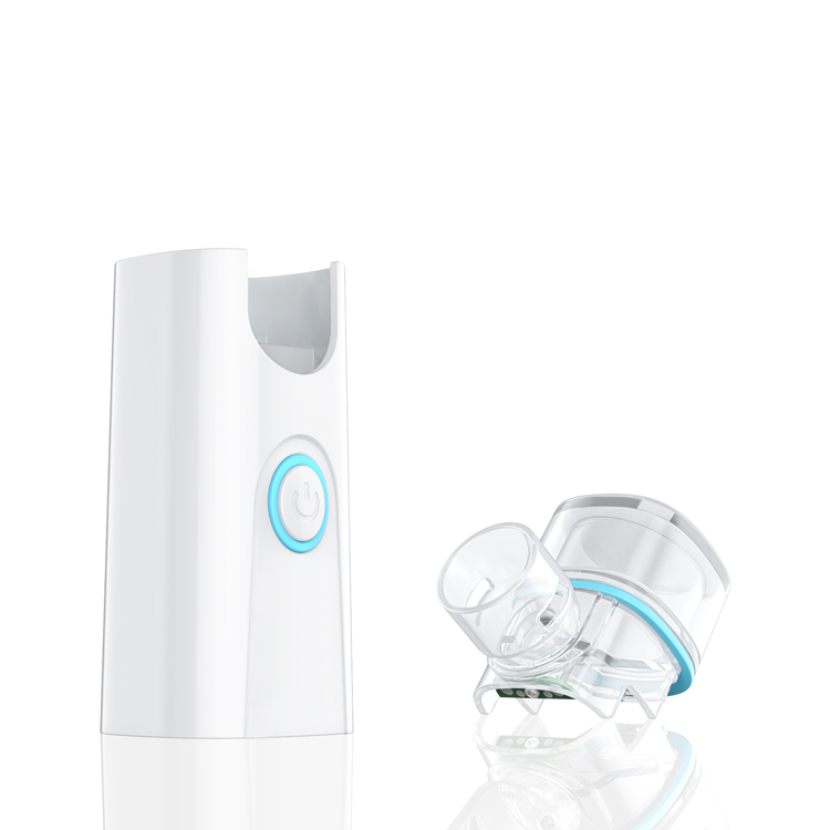 Smart mini handheld Portable Medical nebulizer / cvs breathing nebulizer / portable ultrasonic mesh nebulizer