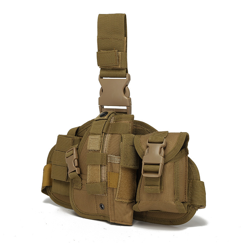 Adjustable Tactical Drop <strong>Leg</strong> <strong>Holster</strong> Universal Military Waist And <strong>Leg</strong> Bag <strong>Holster</strong>