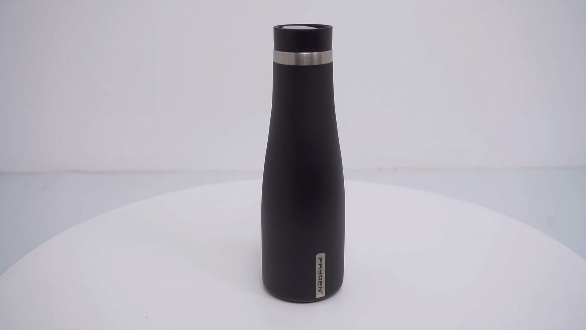 FAYREN High quality unbreakable tritan plastic protein power custom clear water sport bottle