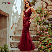 Ever-Pretty EP07886 Groothandel Best Selling Fishtail Sequin <span class=keywords><strong>Avondjurken</strong></span> Voor Vrouwen