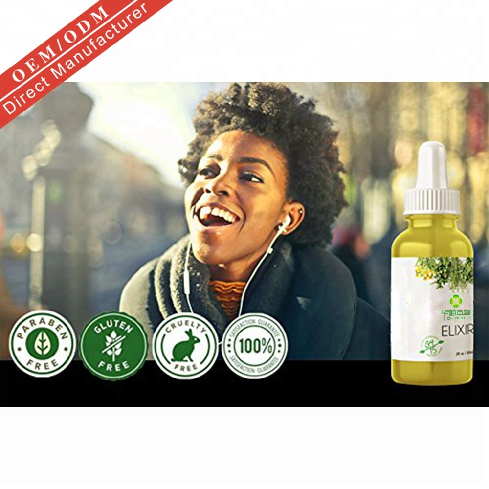 Private Label 100% Natural Formula Wholesale Nourishing Scalp Elixirs Hair Care Loss Treatment Hair Growth Oil Serum