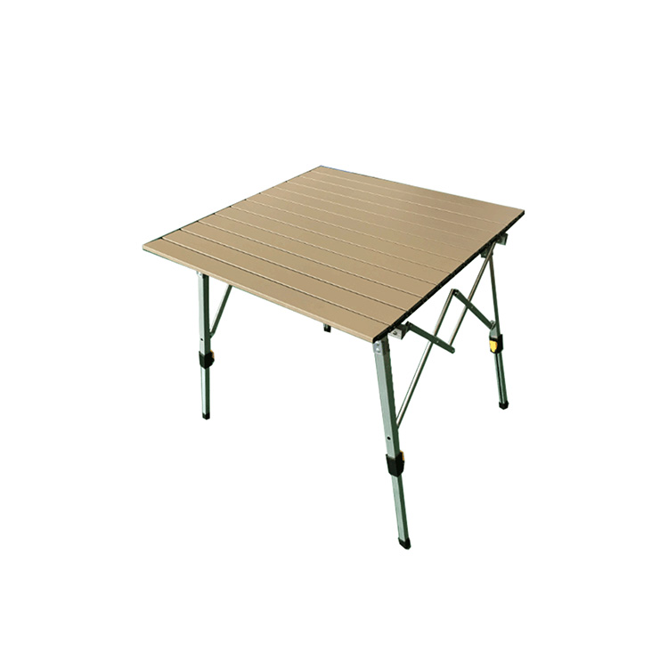 Folding Table Manufacturers Simple Folding Table Aluminum Folding Picnic Camping Table for Tourists