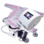 3 in 1 slimming lymphatic drainage far infrared massage presoterapia and pressotherapy machine for sale