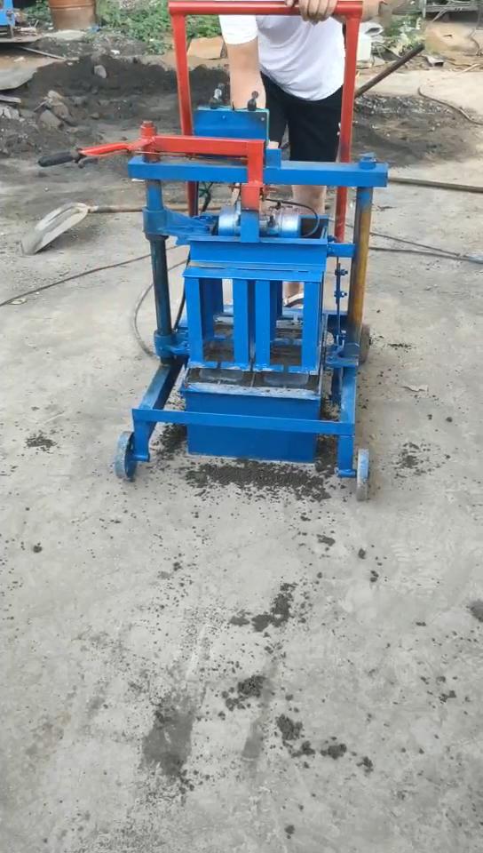 En iyi fiyat en kaliteli ekolojik tuğla makinesi/küçük tuğla makinesi