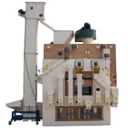 Bulk Cereal Grain Pea Fine Seed Cleaning Machine