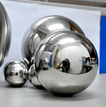 Hanging Stainless Steel Decorative Sphere for Fashion Showroom