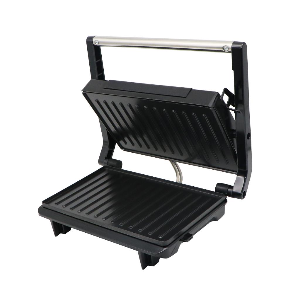 Професійний сендвіч-тостер, сковорода для випічки, вафельниця, гриль, 3 в 1, з антипригарними знімними пластинами, 750 Вт