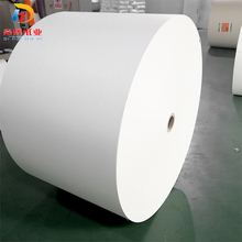China food grade Hoge kwaliteit Bamboe pulp PE gecoat <span class=keywords><strong>papier</strong></span> 150gsm ~ 320gsm <span class=keywords><strong>papier</strong></span> cup roll leverancier