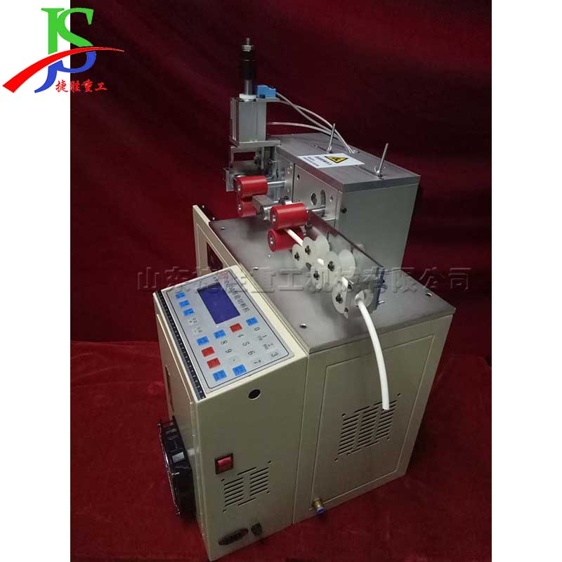 PVC corrugated pipe cutting machine LCD double sided tape cutting machine copper foil aluminum foil cutting tool