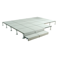 China top ten selling products raised access floor HPL covering anti-static data center floor