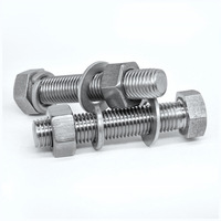 alibaba china m3 titanium nuts bolts fasteners screws