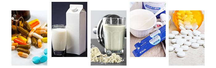 Popular Pig  Cartilage  Type II Collagen Powder With Protein Powder Bulk, Gym Protein Powder