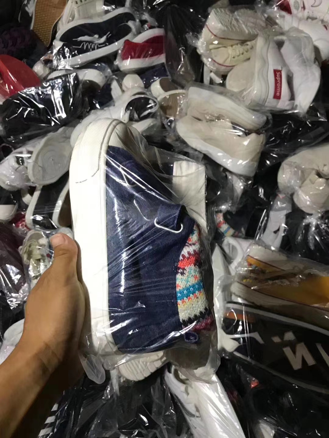 Hot sale Mixed man shoes cheap young man 2020 M0826-3 daily life sports shoes