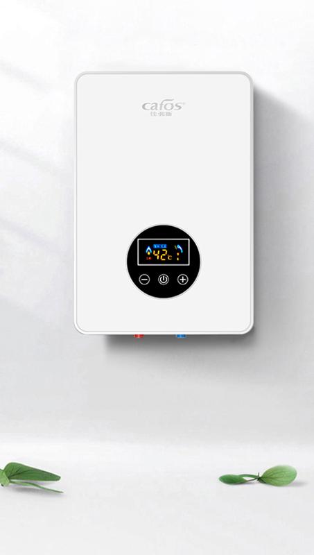 जेन आंग 3kw 4kw 5kw बाथरूम मिनी टच नियंत्रण तत्काल tankless विद्युत वॉटर हीटर