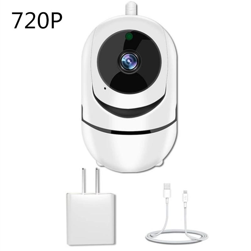 WiFi Беспроводная HD 1080P облачная IP камера, детский монитор, ночное видение, автоматическое отслеживание, Домашняя безопасность, видеонаблюден...(Китай)