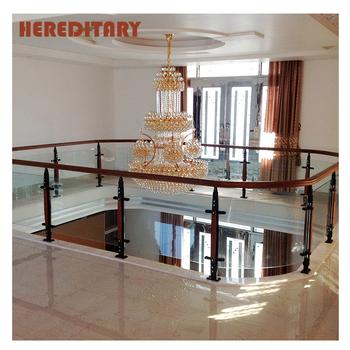 Modern Balcony Aluminum Railings Philippines Design Glass ...