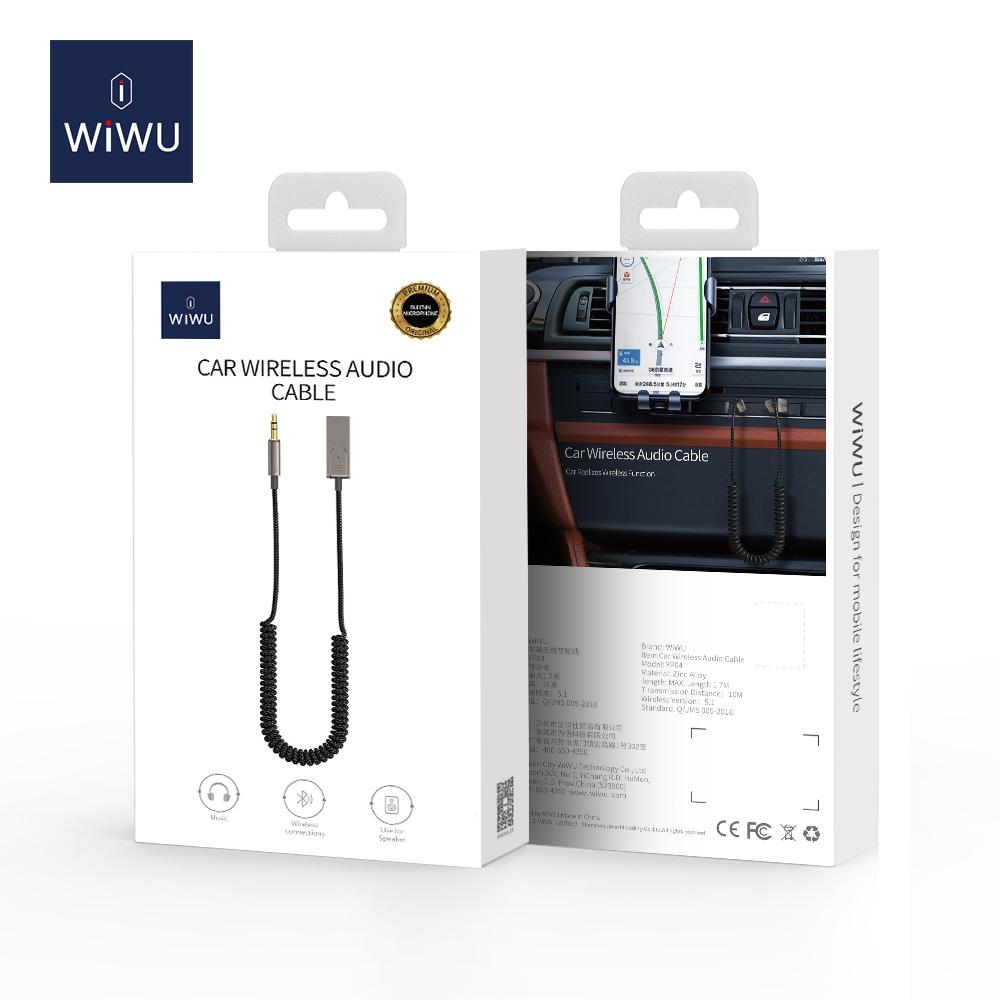 WIWU YP04 车载3.5mm转USB音频线 (https://www.wiwu.net.cn/) 数据线 第5张