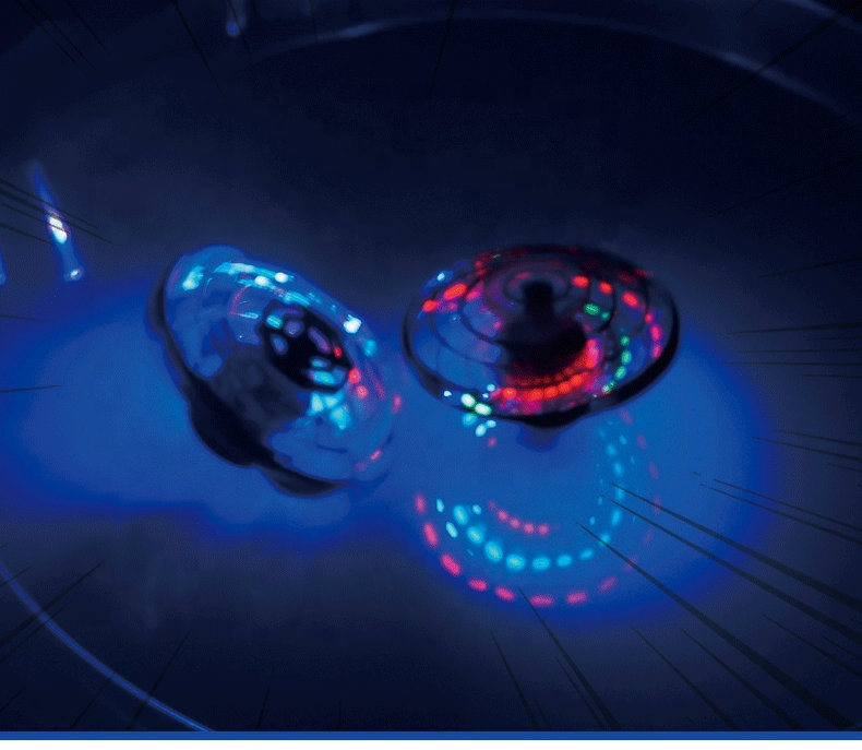 2020 new toy very hot selling 3 in 1 newest FLYNOVA toy flying fingertip gyro UFO toy for boy