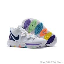 Баскетбольные кроссовки Nike Kyrie Irving 5 поколение Nike Kyrie 5 официальная правильная версия Размер 40-46()