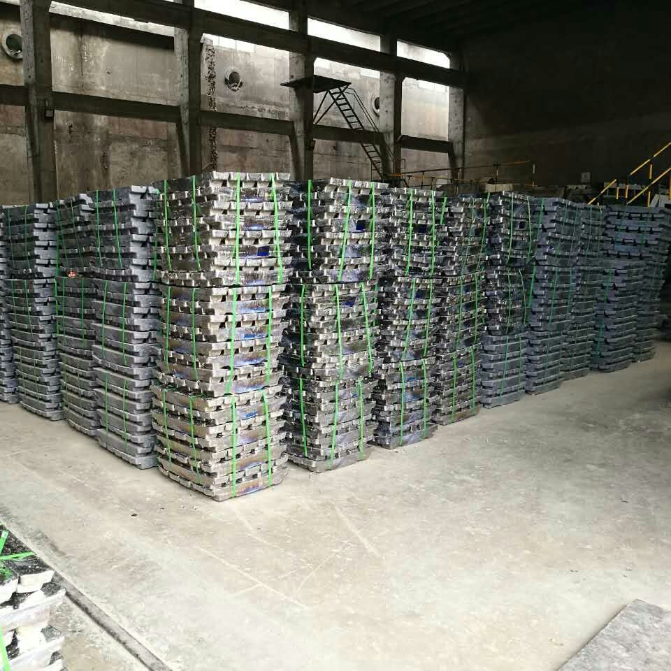 High Quality Lead Ingot 99.9% From Factory National Standard Pb