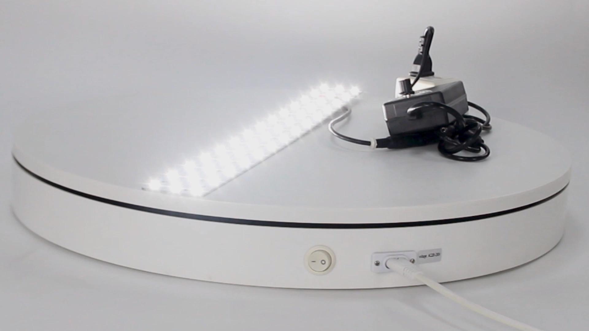 ターンテーブル-bkl 電動ターンテーブル回転床ユニットアウトレット 360 回転スタンド