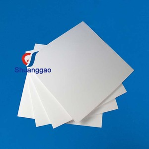 natural virgin white ptfe PTFE sheet teflon plate 2mm