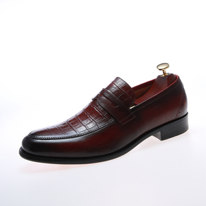 italian custom logo new comfort dress boots original leather best best selling stylish dress shoes for men