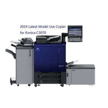 Guangzhou 2019 Hot! Used DI Color Copier Second Hand Laser Digital Image Printer For Konica AccurioPrint C3070L Photocopier