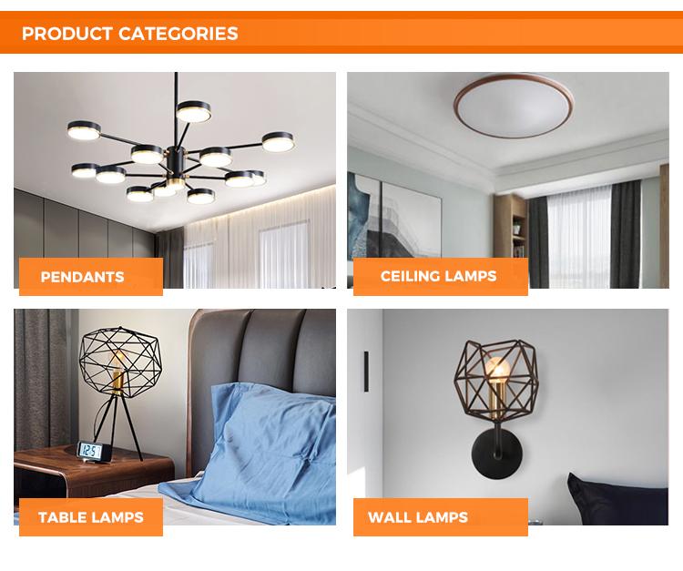 אדיסון LED תליון אור E27 רטרו ברור נימה אור אמנות הנורה אור