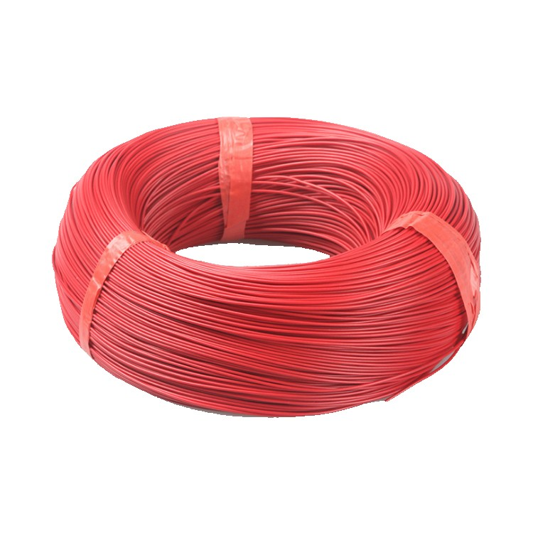 1330 30AWG 7/0.10mm Tinned Plated <strong>Copper</strong> FEP Wire