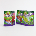 With Plastic Bag Dried Fruit Stand Up Pouches With Zipper Custom Printed Plastic Packaging Bag