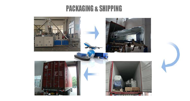 En plastique PVC/UPVC prise De Tuyau faisant la Machine