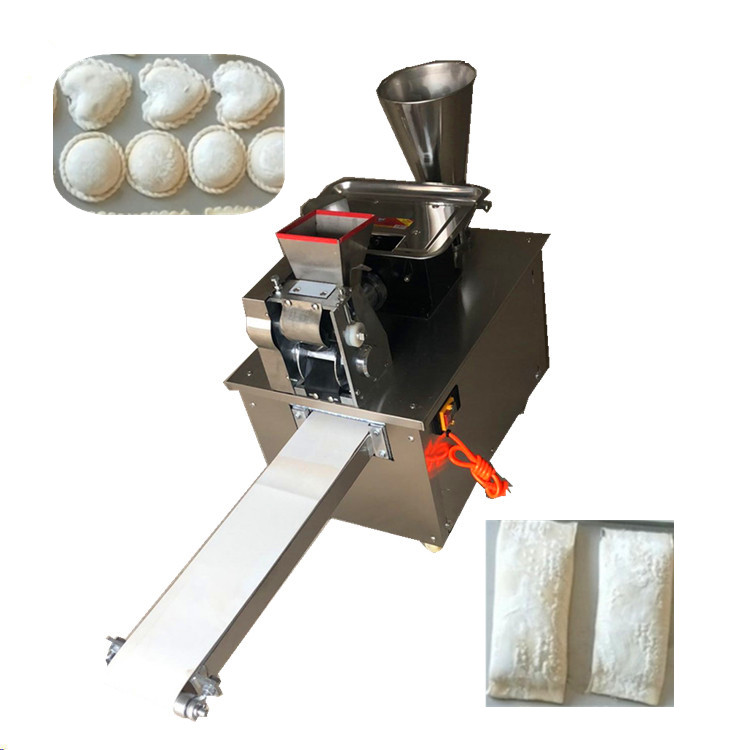 Plastic top quality empanada jiaozi making machine for home use made in China