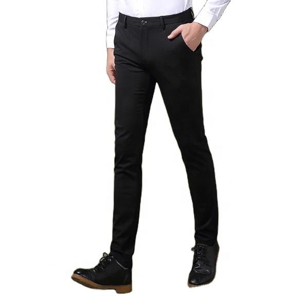 Pantalones De Estilo Formal Comodos Para Hombre Traje De Negocios Gran Oferta Buy Pantalones Formales Formal Pantalon Trajes Para Bodas Semi Formal Pantalones Product On Alibaba Com
