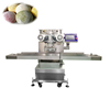 Automatic Mochi Daifuku Encrusting and Arranging Machine/CE Certificated Mochi Coconut Maker Tray Arranging Mochi Sweets Maker