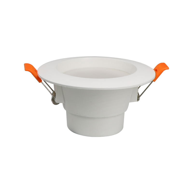 New design 5w fire rated ceiling cct adjustable recessed led downlights