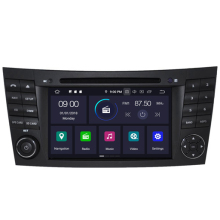 7 audeo Carro polegadas dvd Player do carro de vídeo do carro para MERCEDES-BENZ E-CLASS G-CLASS W211/W463 CLS/W219