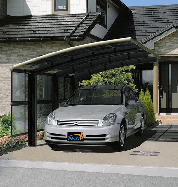 Coated Metal Curved Cheap Car Single Outdoor Modern Double Diy Aluminum Free Standing Custom Aluminium Cantilever Carport Buy Custom Aluminium Cantilever Carport Free Standing Aluminium Cantilever Carport Aluminum Cantilever Carport Product On