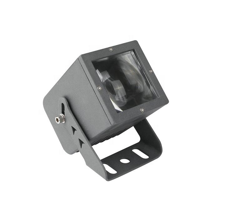 china manufacturer Garden  IP66 10w RGB  led spotlight lamp
