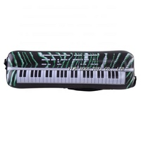 Factory sale inflatable toy inflatable piano for kids musical instruments