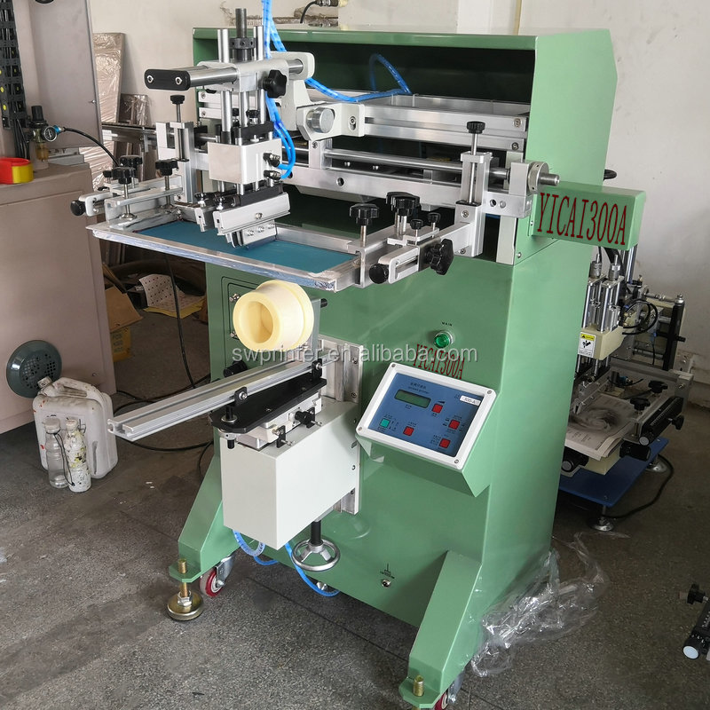 300A Paper cup screen printing machine printer equipment price for sale