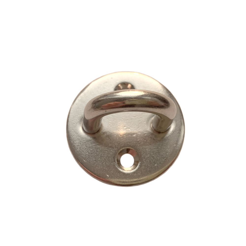 High quality Stainless steel <strong>hardware</strong> M6 round pad eye