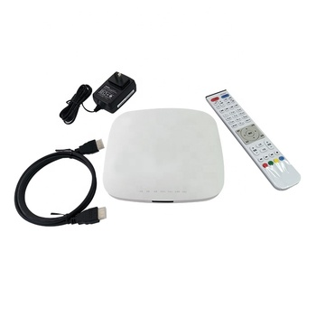 FTTH IPTV Network Triplay Solution all in one box telephone wifi GPON Android IPTV ONU