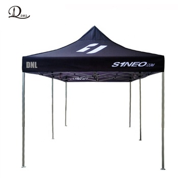 Wholesaler Free Design 3x3m 40mm hex aluminum Trade Show Tent