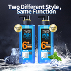 Shampoo Shampoo For Men Hot Sale Cool Fresh Men Hair Shampoo Deep Clean Anti-Dandruff Shampoo For Men Hydrating Refreshing 500ML