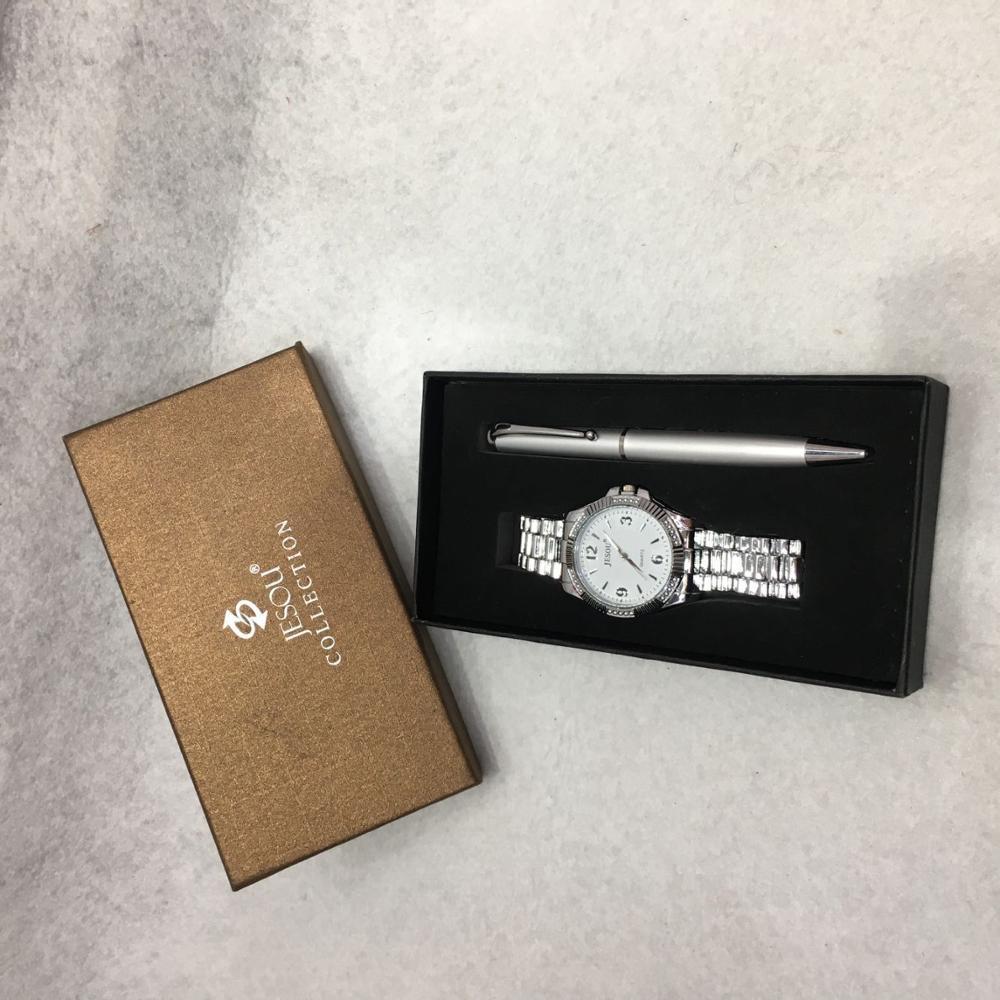 ハイエンド時計ベルトのギフトボックスセット第一層革ベルトボーイフレンドの父誕生日ギフト